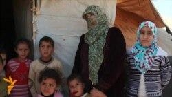 İordaniyadakı Suriya qaçqınları evlərinə dönmək arzusu ilə yaşayırlar