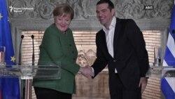 Меркел и Ципрас: со Договорот од Преспа добива и цела Европа