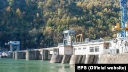 Obje hidroelektrane gradila je Republika Srbija (na fotografiji Hidroelektrana Zvornik=