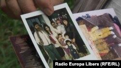 Familia lui Mohammed Rafi din Afganistan