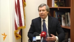 OSCE Diplomat Sees 'Opportunity For Peace' In Nagorno-Karabakh