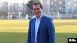اسماعیل خلیل زاده، رئيس هیات مدیره باشگاه فوتبال استقلال