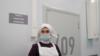 Глава Башкортостана Радий Хабиров в детском отделении инфекционного госпиталя