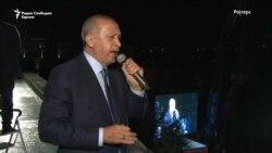 Ердоган доби нов претседателски мандат уште во првиот круг