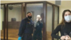 Ігар Банцэр у судзе 12 сакавіка