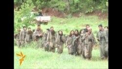 """طلائع مقاتلي""""الكردستاني"""" تصل الى دهوك"""