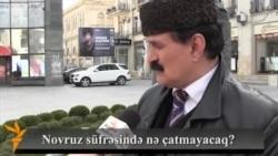 Novruz süfrənizdə nə var, nə yox?