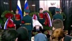 В Москве прощаются с убитым в Анкаре послом Андреем Карловым