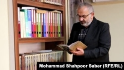 علی ارغون چنار مسئول دفترتیکا در هرات