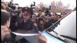 Ermənistanda Vladimir Putinə qarşı aksiyalar davam edir