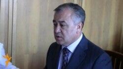 Текебаевдин айыптоолорго жообу