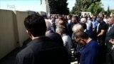 İstanbulda qətlə yetirilən azərbaycanlı iş adam dəfn edildi (ŞƏRHSİZ)