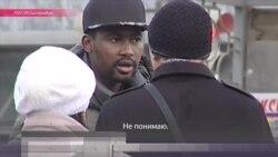 Гвинеец проверяет готовность Екатеринбурга к ЧМ по футболу в 2018 году