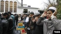 В ростовской мечети