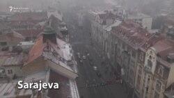 Ballkani probleme me ndotjen e ajrit