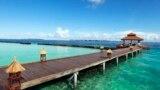 Maldives - Kurumba Resort is seen on Vihamanafushi island, in this general view taken February 11, 2012.