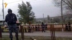 Волгоград. Место взрыва. 22 октября