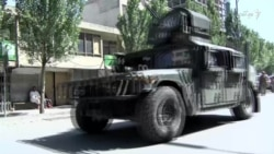تصاویر محل رویداد ناحیه دهم شهر کابل