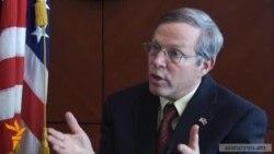 Посол США призывает провести честные выборы в Армении