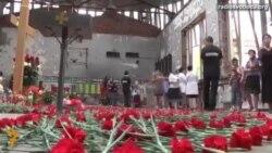 Світ у відео: 10 років «Бесланської трагедії» - сподівання і сльози на початку нового шкільного року