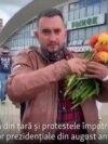 Cine este bărbatul care s-a înjunghiat în tribunalul din Belarus?