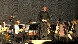 Акмәчеттә кырымтатар милли музыка кораллары оркестры