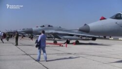 Russia Formally Hands Over MiG-29 Fighter Jets To Serbia