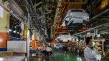 خط تولید خودروی جدید سایپا