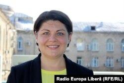 Prime Minister Natalia Gavrilita