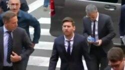 Messi məhkəmə qarşısına çıxdı