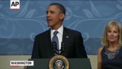 Обама - Инагуарацијата е чест на САД