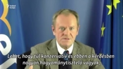 Donald Tusk a demokráciáról