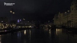 Lights Out In Baku: Austerity Dims Azerbaijan's Capital