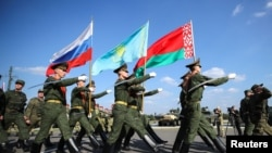 Росія і Білорусь проводять спільні військові