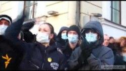 Հետընտրական բախումներ Ռուսաստանում