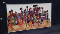 Выставка работ туркменского художника Ыззата Гылыджова открылась в Москве