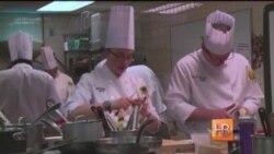Кулинарный техникум - это серьезно