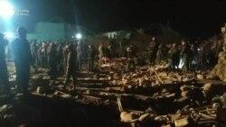Oktyabrın 17-si gecə saatlarında Azərbaycanın Gəncə şəhərinə raket atılıb