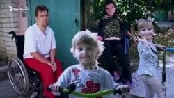 «Родители-изгои в Украине и России» (видео)