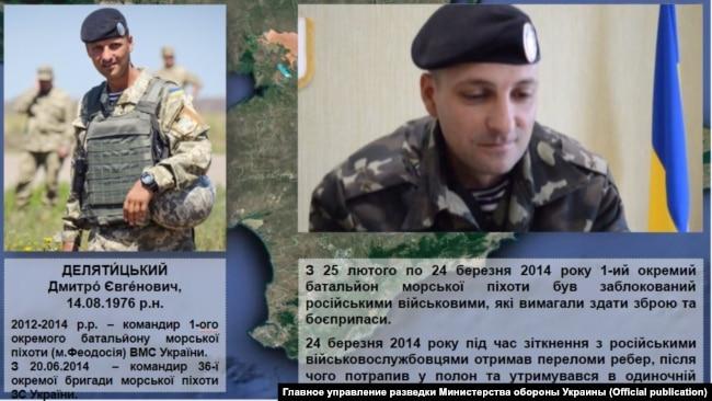 Из доклада ГУР МО о силовом захвате Крыма