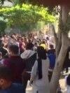 اعتراضهای مردمی در ارتباط با افزایش بهای بنزین/ شیراز ۲۵ آبان ۹۸