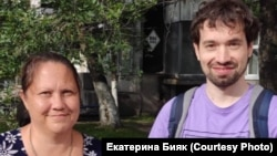 Алексей Ворсин с адвокатом (архивное фото)