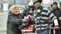 """""""Чувствовала страх только раз: когда поняла, что могут застрелить и меня, и мужа"""": события Майдана глазами львовской медсестры"""