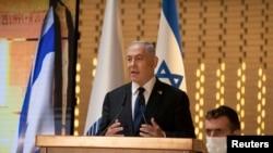 د اسرائیل صدراعظم بنیامین نتانیاهو