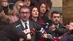 Мицкоски најави реформа на ВМРО - ДПМНЕ на крајот на јануари