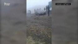 Ҳалокати 5 нафар дар садамае дар роҳи Душанбе - Хуҷанд