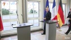 Франція та Німеччина закликала Україну залишатися на шляху реформ (відео)