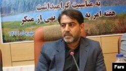 محمود رضا مهرورز، بازرس کل امور وزارت کشور و شهرداریها