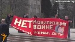 У Харкові біля пам'ятника Леніну провели пікет активісти проросійських об'єднань