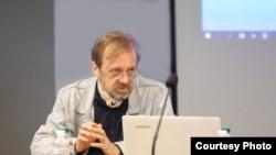 Голова моніторингової групи «Інституту Чорноморських стратегічних досліджень» Андрій Клименко